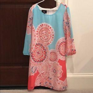 Other - Paisley Medallion Dress